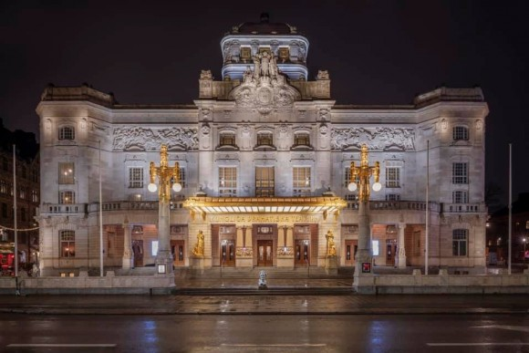 Nobel Week Lights - Dramaten